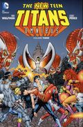 New Teen Titans Omnibus HC (2011-2013 DC) 1st Edition 3-1ST