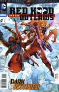 Red Hood and the Outlaws (2011) Annual 1