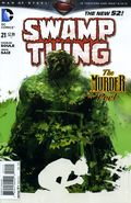 Swamp Thing (2011 5th Series) 21