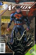 Action Comics (2011 2nd Series) 21A