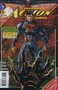 Action Comics (2011 2nd Series) 21COMBO