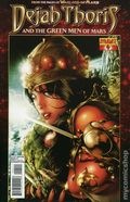 Dejah Thoris and The Green Men of Mars (2013) 4A