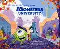 Art of Monsters University HC (2013 Chonicle Books) Disney/Pixar 1-1ST