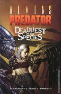 Aliens/Predator Deadliest of the Species HC (1997) 1-1ST