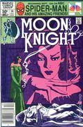 Moon Knight (1980 1st Series) Mark Jewelers 14MJ