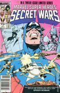 Marvel Super Heroes Secret Wars (1984) Mark Jewelers 7MJ