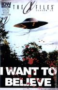 X-Files Season 10 (2013 IDW) 1RI