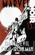 Marvel Noir: Daredevil/Cage/Iron Man TPB (2013 Marvel) 1-1ST