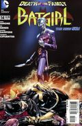 Batgirl (2011 4th Series) 14A