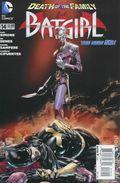 Batgirl (2011 4th Series) 14B