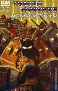 Transformers Monstrosity (2013 IDW) 1C
