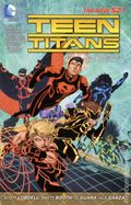 Teen Titans TPB (2012 DC Comics The New 52) 2-1ST