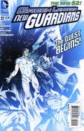 Green Lantern New Guardians (2011) 21A