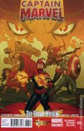 Captain Marvel (2012 7th Series) 13A