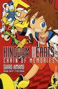 Kingdom Hearts Chain of Memories GN (2013 Yen Press Digest) 1-1ST