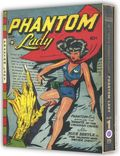 Roy Thomas Presents: Classic Phantom Lady HC (2013 PS Artbooks Slipcase Edition) 1-1ST