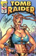 Tomb Raider Wizard 1/2 (2000) 1DFSIGNED