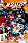 Justice League (2011) 21B