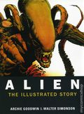 Alien The Illustrated Story GN (2012 Titan Edition) 1-REP