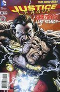 Justice League (2011) 21A