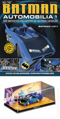 Batman Automobilia: The Definitive Collection of Batman Vehicles (2013- Eaglemoss) Figurine and Magazine #10