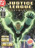 Justice League Adventures Burger King Mini Comics (2003) 7