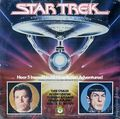 Star Trek Book and Record Set (1975) Peter Pan/Power Records 1110