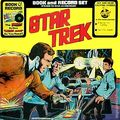 Star Trek Book and Record Set (1975) Peter Pan/Power Records 513N-1ST