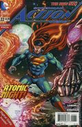 Action Comics (2011 2nd Series) 22COMBO