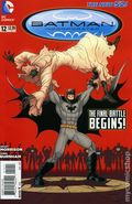Batman Incorporated (2012 2nd Series DC) 12A