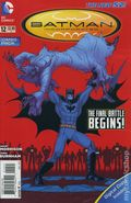 Batman Incorporated (2012 2nd Series DC) 12COMBO