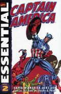 Essential Captain America TPB (2001- Marvel) 1st Edition 2-1ST