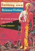 Fantasy and Science Fiction (1949 Digest) Volume 23, Issue 4