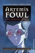 Artemis Fowl HC (2007 Disney/Hyperion) The Graphic Novel 1-1ST