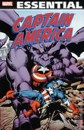 Essential Captain America TPB (2001- Marvel) 1st Edition 7-1ST