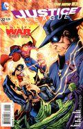 Justice League (2011) 22B