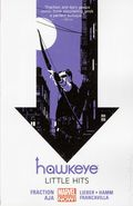 Hawkeye TPB (2013-2016 Marvel NOW) By Matt Fraction and Jeff Lemire 2-1ST