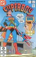 New Adventures of Superboy (1980 DC) Mark Jeweler 29MJ