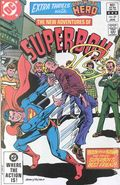 New Adventures of Superboy (1980 DC) Mark Jeweler 37MJ