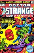 Doctor Strange (1974 2nd Series) Mark Jewelers 9MJ