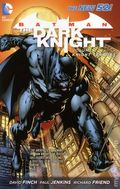 Batman The Dark Knight TPB (2013-2015 DC Comics The New 52) 1-1ST