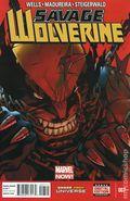 Savage Wolverine (2013) 7