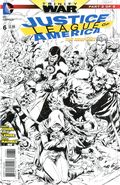 Justice League of America (2013 3rd Series) 6C