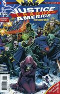 Justice League of America (2013 3rd Series) 6COMBO