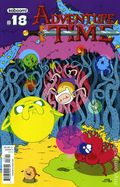 Adventure Time (2012 Kaboom) 18A