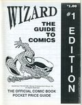 Wizard the Comics Magazine (1991) 1ASHCAN