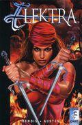 Elektra The Scorpio Key TPB (2002 Marvel Knights) 1-1ST