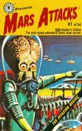 Mars Attacks Mini Comic (1988) 1