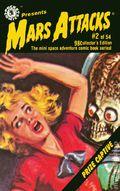 Mars Attacks Mini Comic (1988) 2