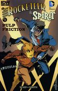 Rocketeer Spirit Pulp Friction (2013 IDW) 1